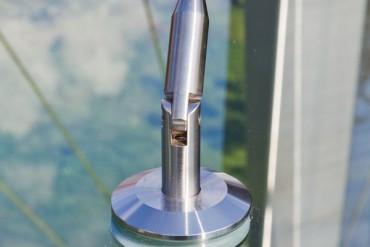 Zugstab und Glashalter