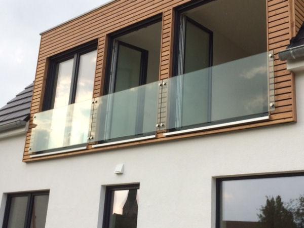 Extrem Glas-Fensterbrüstung | Panther Glas JI08
