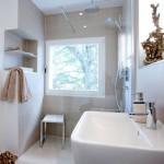 Badezimmer nach erfolgter Renovierung