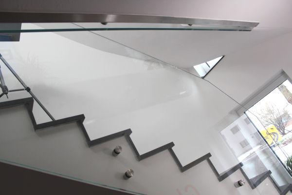Treppenhaus | Panther Glas