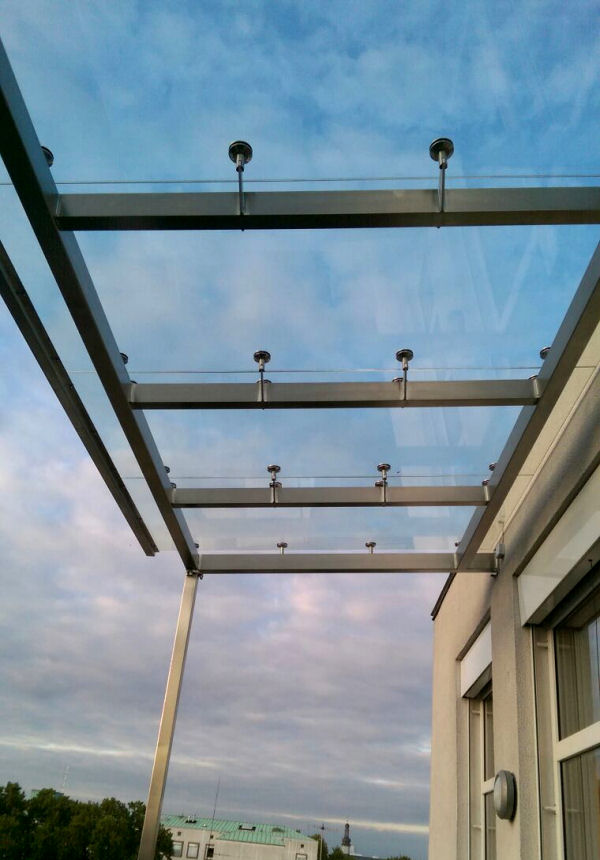 Extrem Patio | Panther Glas GF64