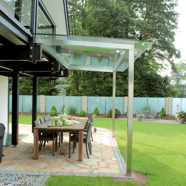 patio panther glas. Black Bedroom Furniture Sets. Home Design Ideas