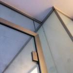 Glastrennwand Anwendungsbeispiel