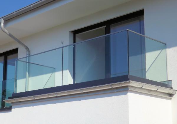 Balkon Glas balkonbrüstung | panther glas