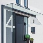 Plan Vento System mit Vordach (AbZ vorhanden) und Seitenwindschutz
