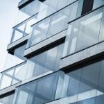 Brüstung Cubeaux kaschiert Profil und Balkonsturz