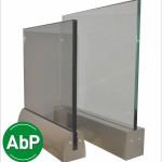 Serrato Bodenklemmprofil für Glasbrüstung